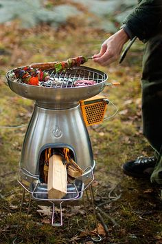 Lightweight Wood Stove | Survival, Camping and Stove on outside bbq kitchen, camp kitchen, outside outdoor kitchen, moveable kitchen, outside house kitchen, mobile outdoor kitchen, portable kitchen, outside rv kitchen, avanti mini kitchen, cabela's outdoor kitchen,