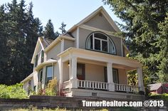 Stunning home - Mt Tabor area in Portland, Oregon.