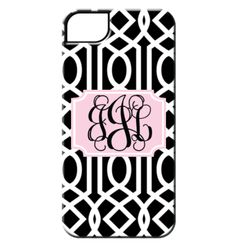iPhone 5 Tough Case | Geo Trellis iPhone 5/5S Tough Case | Case Studio
