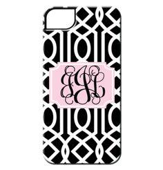 iPhone 5 Tough Case | Geo Trellis iPhone 5/5S Tough Case | Case Studio