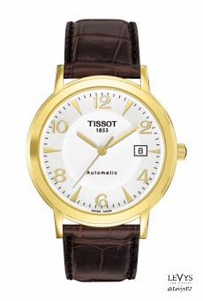 T71_3_462_34- OROVILLE AUTOMATIC #Tissot #TGold