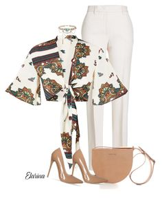 Untitled #381 by elarina on Polyvore featuring Jil Sander and Miss Selfridge