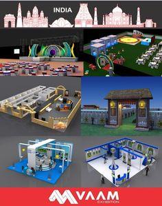 About Exhibition   Exhibition-Stall design   Work for Exhibition-Structure: Exhibition Work Idea and Management