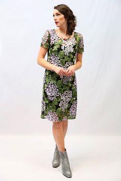 Austin Arden Dress   Addicted to Life   Dresses   Summer Collection   Fashion Design   Annah Stretton   New Zealand Fashion Designer Bride Dresses, Shades Of Green, Occasion Dresses, Summer Collection, Mother Of The Bride, New Dress, Lilac, Short Sleeve Dresses, Summer Dresses
