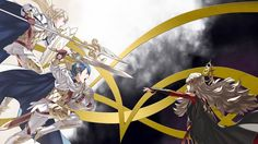 FIRE EMBLEM ON MOBILE DEVICES. Is no one amped?!