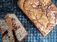 Health Bent's Banana Bread with Chocolate Swirl - Tried it, it ROCKED!