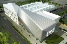 New Berkeley Art Museum and Pacific Film Archive Building Breaks Ground