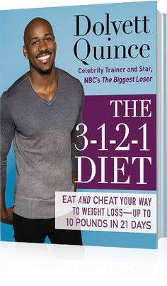 Dolvett Quince 3-1-2-1 Diet Rules Meal Plan. Best diet ever! No counting points. Just clean simple eating.