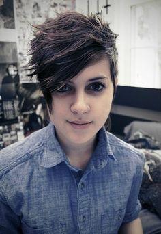 #lesbian #style