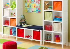 Muebles ideales para almacenar desde ropa hasta libros