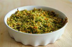 Crumble de legumes | SAPO Lifestyle