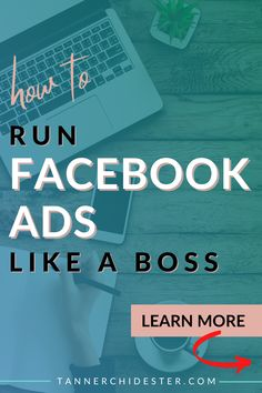 Learn how to run profitable ads on Facebook in a single afternoon. This amazing online course covers the basics of media buying on Facebook - how to set up your pixel, ad sets vs. campaigns and how to design ads that convert. After running ads for several of my businesses and selling over $25M in courses and programs, I put together the best media buying strategies to help you master Facebook ads in a few hours. #facebookads #facebookmarketing #tannerchidester Social Media Marketing Platforms, Virtual Receptionist, Staff Training, Learn To Run, Facebook Fan Page, Digital Marketing Strategy, Facebook Marketing, Online Business, Ads