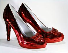 ♥ Ruby Slippers~