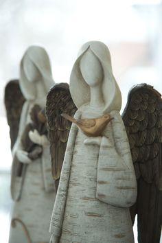 Birch Angel