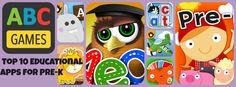 Preschool Apps for Developmental Milestones.