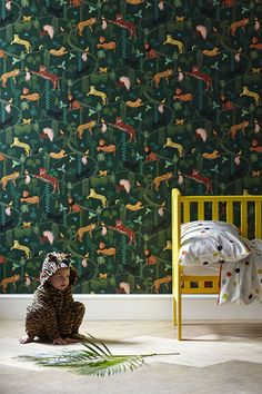 Renn Designs - Creative Wallpapers for Kids' Rooms