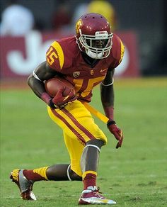 829bb9741 Nelson Agholor WR USC - drafted by the Philadelphia Eagles in the 1st round  2015.
