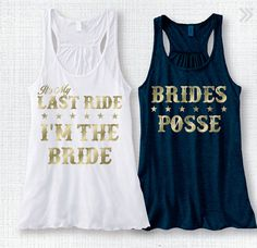 Bachelorette Party-It My Last Ride I'm The by BridalRave on Etsy