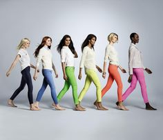 Gap - Denim Evolved, Spring 2013