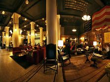 The Ace Hotel Lobby Bar - recommended by Casey