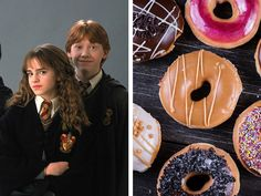 Which Harry Potter Character Are You Based On Your Favorite Dessert?