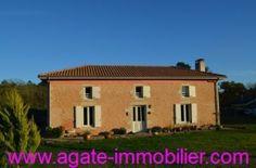 Maison en pierre à vendre à Villandraut, de 200 m² à la campagne