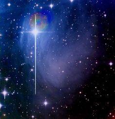 Nasa image...we see the cross!