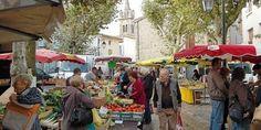 Bienvenue au marché d'Olonzac