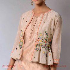 Designer dresses unique and stylish dress designing ideas Pakistani Dresses, Indian Dresses, Indian Outfits, Mode Abaya, Mode Hijab, Shrug For Dresses, Casual Dresses, Indian Attire, Indian Wear
