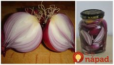 Červená cibuľa je chuťovo najjemnejšia zo všetkých druhov cibule, ktoré v kuchyni používame.