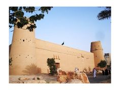 The Masmak Fort, one of the oldest parts of Riyadh is a must see ! #citadel #fort #castle #masmak #riyadh #history #architecture #heritage
