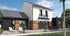 Maison traditionnelle Herbignac 44