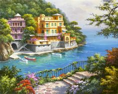 Product Categories Sung Kim | Bentley Licensing Group-Secluded Cove