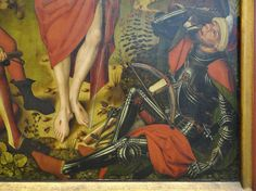 ca. 1490 - 'Resurrection, Angst Altarpiece' (Meister des Angst-Altars), Katharinenkirche, Nürnberg, Germanisches Nationalmuseum, Nürnberg, Bayern, Germany   von roelipilami