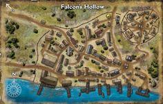 Darkmoon Vale - Falcon's Hollow