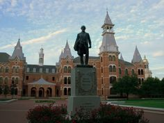 Baylor University-- Waco, TX. Sic 'Em Bears! It really is a lovely campus :)