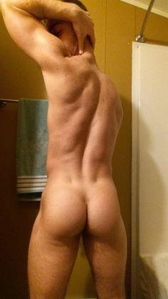 male buns Nude