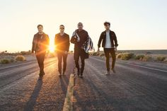 En Fall Out Boy, todo el mundo es igual y todo se divide cuatro maneras - Alternative Press