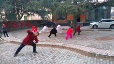 Public taiji demonstration. #chentaichi#cbtausa#taijiquan#chenjiagou#chenvillage#boscobaek#chenbingtaijiacademyusa#losangelestaichi#太极拳#陈氏太极#陈家沟#美国陈炳太极院#陈炳#白承哲 // -TW