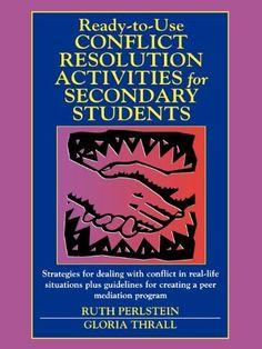 Conflict Resolution Group Activities 10