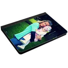 Personalised Leather Flip Cover case With Your Own image photo for Ipad Air 1 ipad air 2 custom photo case for ipad air these ipad cases are the best gift idea and gives you great protection for your ipad Ipad 1, Ipad Air 2, Ipad Case, Personalized Phone Cases, Personalized Gifts, Mom And Daughter Matching, Christmas Stocking Fillers, Photo Lighting, Custom Photo