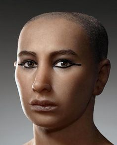 King Tut| 10 Facial Reconstructions of Famous Historical Figures | Mental Floss UK