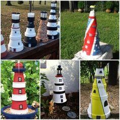 Create a beacon to the garden can be used as a feeder for the birds