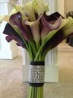 Mini calla lily combination