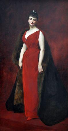 Marguerite Stern by Carolus-Duran, 1889