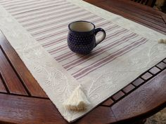 Home & Living Home Décor Tablecloth Table Runner Table Cover Tablecloth Linen Turkish Cotton Embroidery Linen Tablecloth Cotton Cotton Dining Linen