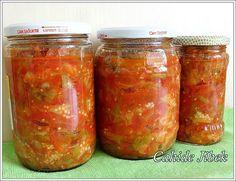 kışa hazırlık patlıcanlı sos