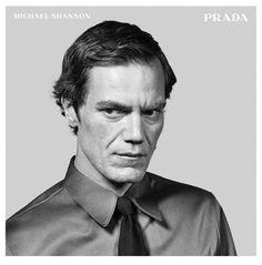 Michael Shannon - joujouvilleroy » Prada Ad Campaign Menswear FW15