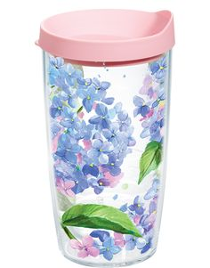 This colorful hydrangeas Tervis is the right pick for any flower lover.