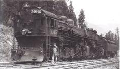 cab forward steam locomotives pictures | ... (Classic Trains) - Classic Trains - Trains.com online community